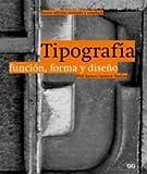 Tipografía Función