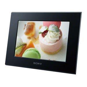 SONY デジタルフォトフレーム S-Frame C70A 7.0型 ブラック DPF-C70A/B