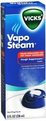 Vicks VapoSteam Cough Suppressant-8oz (Pack of