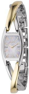 DKNY Womens NY4634 Twist Two-Tone Bracelet Watch