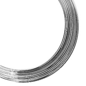 Silver Liquid Multi Strand Collar Necklace Jewelry New