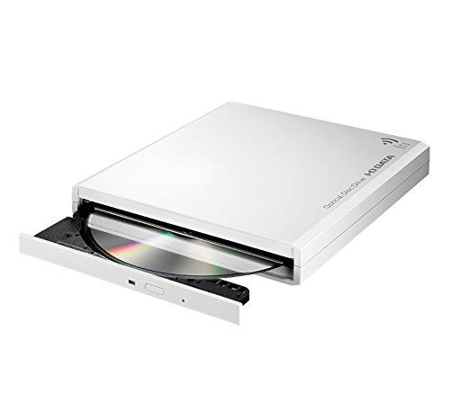 I-O DATA スマホ・タブレット用 DVD視聴+音楽CD取り込みドライブ DVRP-W8AI