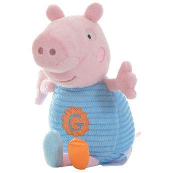 George Pig Rattle Soft Toy