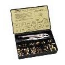 Western Enterprises CK-3 Other Hose Repair Kits, Fittings/ Crimping Tool/ Full color label/description chart, 0.5 Length, A-Size/ B-Size (Hydraulic Hose Repair Kit compare prices)
