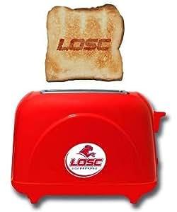 Grille-pain article pour fans lOSC accessoire culinaire