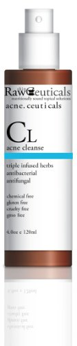 Raw Skin Ceuticals - Acne.Ceuticals Cleanse 4Oz E 120Ml