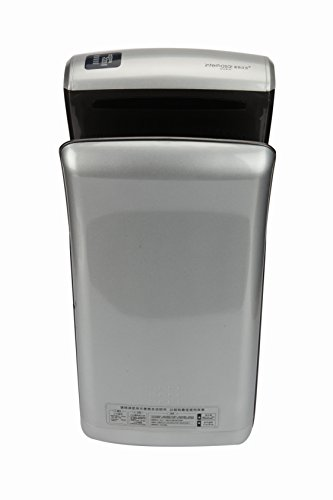 Asciuga mani automatico (JN 71688) [Classe energetica - mani asciutte in 5 secondi - velocità del flusso d'aria 90 m / s]