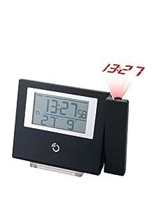 Réveil Projecteur Extra Plat (Noir) - RM368P-BK - Oregon Scientific