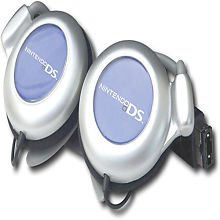 Nintendo DS LITE HEADPHONES HEADSET EARPHONE FOR DS & LITE NDS