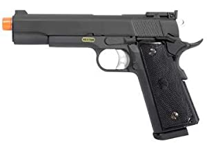 WE 1911 Pistol Full Metal Gas Gun Blow Back Airsoft Pistol
