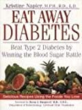 img - for Eat Away Diabetes by Kristine Napier (2002-06-01) book / textbook / text book