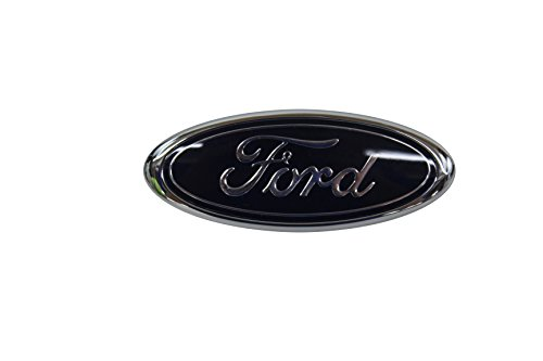 Genuine Ford F8CZ-8A223-AA Emblem (Ford Focus Black Emblem compare prices)