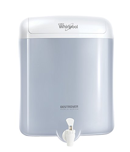 Whirlpool Destroyer World 61005 6-Litre Water Purifier (White)