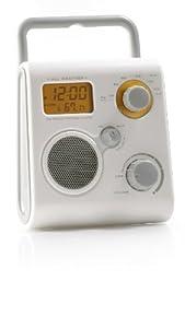 Amazon.com: Aquabourne FM Bath / Shower Radio, can be used ...