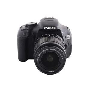 Canon EOS 600D 18MP Digital SLR Camera at Rs 33000 Only