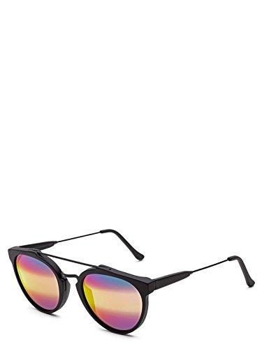 SUPER -  Occhiali da sole  - Donna nero Taglia unica