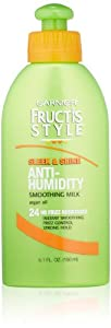 Garnier Fructis Style Smoothing Milk, Strong, 5.1 Ounce Bottle