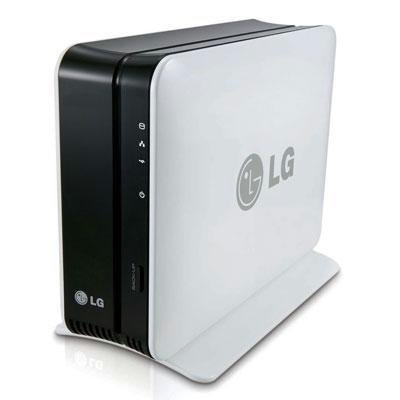LG Super-Multi Network Attached Storage N1A1DD1 from LG Electronics