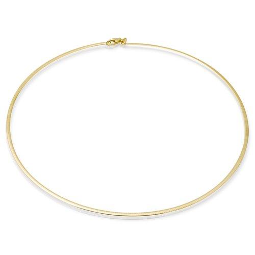333er Goldkette: Omegakette aus Gold