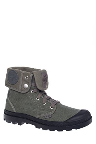 Men's Baggy Lace-Up Casual Boot