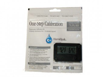 Cheap Digital Rectangular Hygrometer w/ Calibration (B005QONWFK)