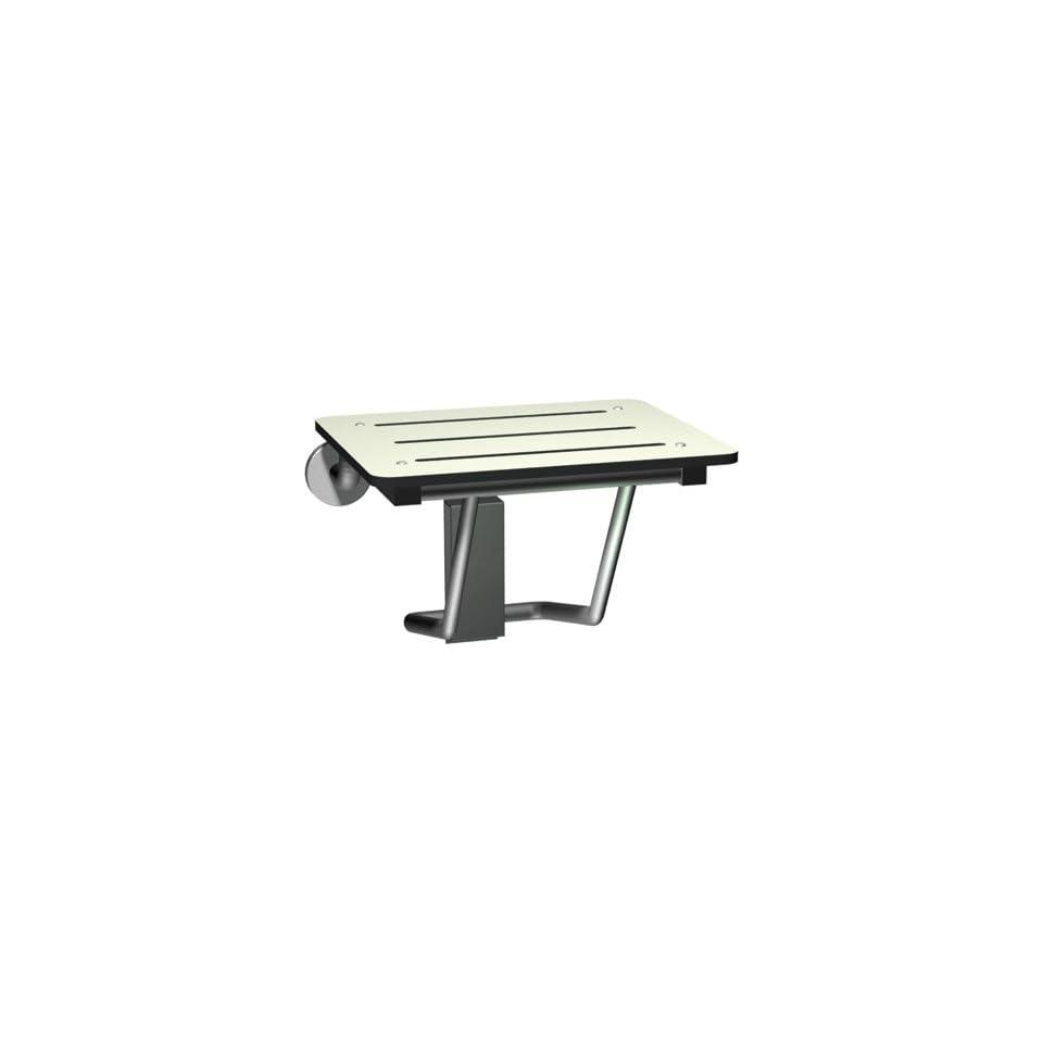 Compact Folding Shower Seat Seat Construction Solid Phenolic