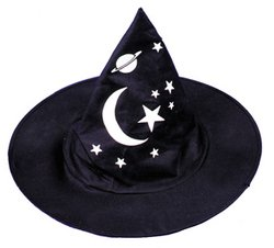 Child Witch Hat Glow Accessory from Morris Costumes