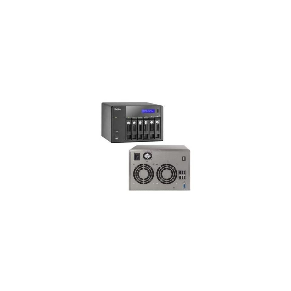 VS 6012 Pro 6 Bay NVR Tower Electronics on PopScreen