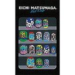 ウイングビート EICHI MATSUNAGA ネイルチップ Nー009