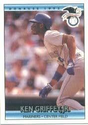 1992 Donruss #24 Ken Griffey Jr. AS