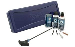 Gunslick Ultra Cleaning Kit .22 Cal Handgun Storage Box 62015