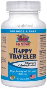 Happy Traveler, All Natural Calming Product, 30 Capsules by Ark Naturals