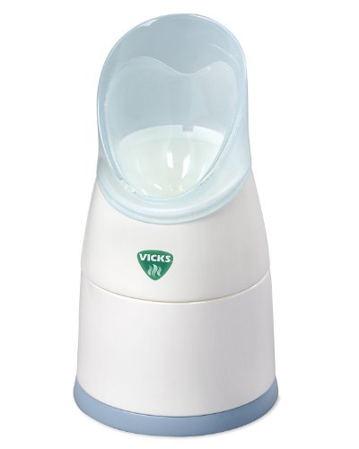 Vicks V1300 Portable Steam Therapy Baby Care