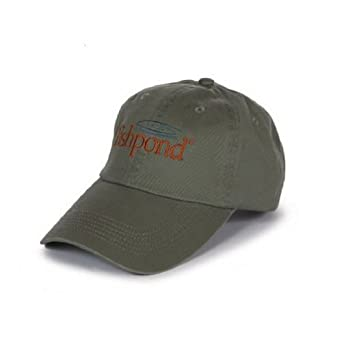 fishpond logo fly fishing hat clothing