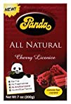 Licorice Chews Cherry Panda Licorice 7 oz Box