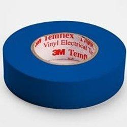 5 X 3M Pvc Electrical Insulation Tape Professional Quality 18Mm X 20M Blue