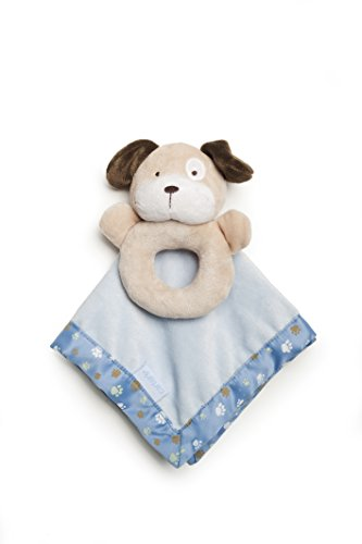 Carter's Rattle and Security Blanket, Puppy (Discontinued by Manufacturer)