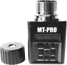 Agratronix MT-Pro Grain Moisture Tester with 4 Pak 9V Batt