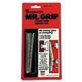 "Woodmate'S Screw Hole Repair Kit And Strips 1/4 "" X 4 "" Steel Carded"