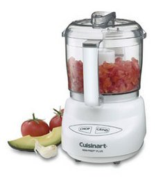 Cuisinart Mini Prep Food Processor with Exclusive Auto Reversing Smart Blade, with 24 Oz Work Bowl, and Chop and Grind Options, Dishwasher Safe Parts (Mini Food Slicer compare prices)
