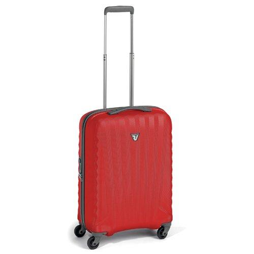 スーツケース RONCATO ロンカート UNO ZIP ZSL 5083 Sサイズ ジッパータイプ (レッド)
