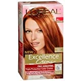 L'Oreal Paris Excellence 7R Red Penny Size- Kit