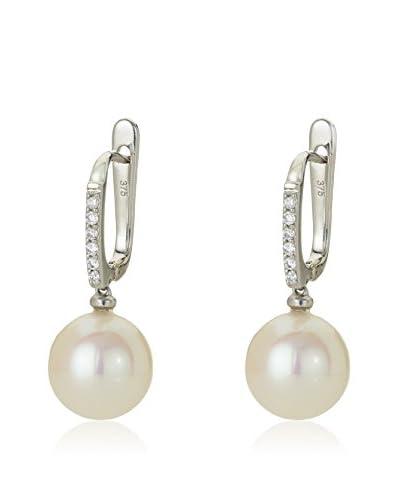 United Pearl Orecchini Bianco