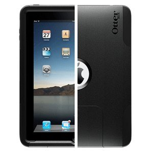 OTTERBOX COMMUTER SERIES F/ APPLE IPAD BLACK