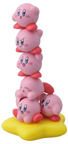 Ensky Kirby Adventure Stackable NOS-20 Nosechara Mini Figure (The Adventures Of Kirby compare prices)