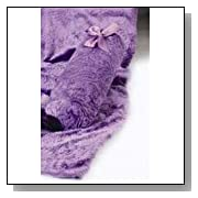 Sonoma Lavender Heat Pillow - Embroidered Lavender Neck Roll