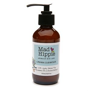 Mad Hippie Cream Cleanser, Normal to Dry Skin - 4 Fl Oz, 2 Pack from Mad Hippie