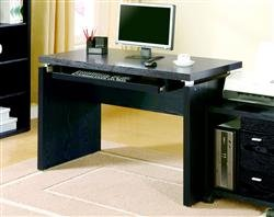 Buy Low Price Comfortable Black Home Office Computer Desk by Coaster Furniture (B003MB9VJA)