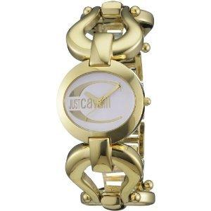 Just Cavalli Women's R7253109745 Cruise Quartz White Dial Watch