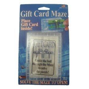 Mag-Nif Gift Card Maze - 1